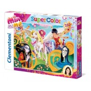 Clementoni 29709 - Mia And Me - Puzzle 250 pezzi