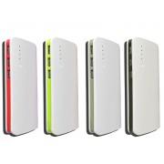 Power bank 30000 mha batteria portatile smartphone 3 usb
