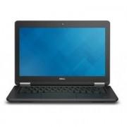 "Laptop DELL, LATITUDE E7240, Intel Core i7-4600U, 2.10 GHz, HDD: 256 GB, RAM: 8 GB, video: Intel HD Graphics 4400, webcam, 12.1 LCD (WXGA), 1366 x 768"""