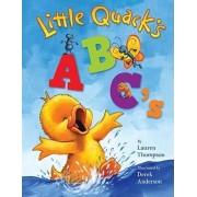 Little Quack's ABC's by Lauren Thompson
