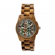 Earth Ew1508 Heartwood Unisex Watch