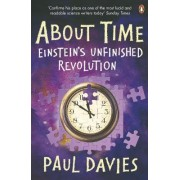 About Time by P. C. W. Davies