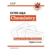 New Grade 9-1 GCSE Chemistry: AQA Exam Practice Workbook (with Answers) by CGP Books