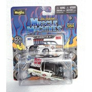 Maisto Muscle Machines 1955 Chevrolet Bel Air 1:64 Scale