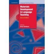 Materials Development in Language Teaching by Brian Tomlinson