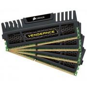 Mémoire PC Vengeance Performance 4 x 4 Go DDR3-1600 - PC3-12800 - CL9 (CMZ16GX3M4A1600C9)