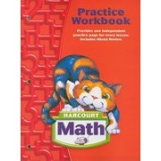 Harcourt Math Practice Workbook, Grade 2