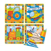 Bigjigs Toys My First Transport Puzzles