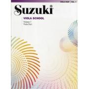Suzuki Viola School, Vol 7 by Shinichi Suzuki