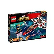 LEGO 76049 Super Heroes Avenjet Space Mission Set