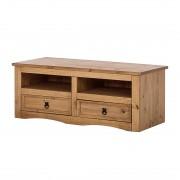 Tv-meubel Finca Rustica II - gewaxt massief grenenhout, Maison Belfort