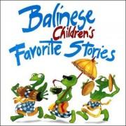 Balinese Children's Favorite Stories by Victor Mason