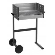 Barbacoa de carbón Box 7200