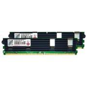 Transcend TS4GJMA251U JetMemory - Kit memoria DDR3-RAM da 4 GB (2 x 2 GB, 800 MHz, CL6) per diversi modelli di Apple Mac Pro