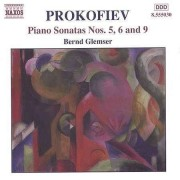 S Prokofiev - Piano Sonatas No.5,6 & 9 (0747313503025) (1 CD)