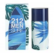 Perfume Para Caballero Carolina Herrera 212 SURF Eau De Toilette 100 Ml