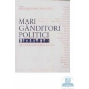Mari ganditori politici necartonat - David Boucher Paul Kelly