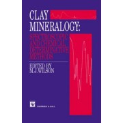 Clay Mineralogy: Spectroscopic and Chemical Determinative Methods v. 1 by M. H. Repacholi
