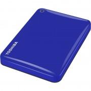Hard disk extern Toshiba Canvio Connect II 1TB 2.5 inch USB 3.0 Blue
