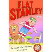Jeff Brown's Flat Stanley: The African Safari Discovery by Josh Greenhut