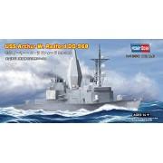 Hobby Boss 82505 Plastic Model Kit Scale 1:1250 - USS Arthur W Radford DD-968