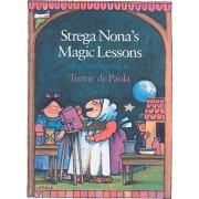 Strega Nona's Magic Lessons by Tomie DePaola