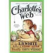 Charlottes Web by E. White