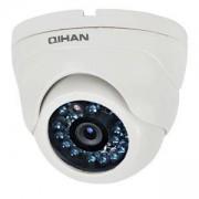 Куполна AHD камера за вътрешен монтаж, с IR подсветка, 1/3 Sony Exmor CMOS, 1.3MP, 960P, инфрачервен обхват - 20м, QH-3504SC-N