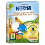 Cereale Nestle mic dejun grau 5 fructe 250g