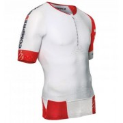 Tricou triathlon Compressport ProRacing Shirt