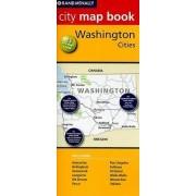 Rand McNally City Map Book: Washington Cities by Rand McNally