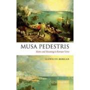 Musa Pedestris by Llewelyn Morgan