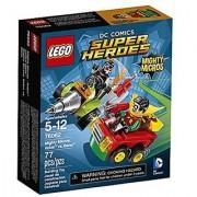 LEGO Super Heroes Mighty Micros: RobinTM vs. BaneTM 76062