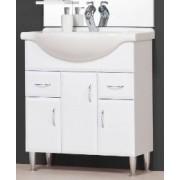 Tboss Bianka 75 alsó szekrény + mosdótál