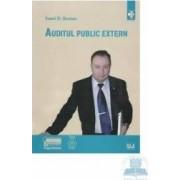 Auditul public extern - Ionel D. Bostan + CD