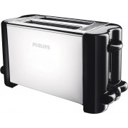 Philips HD4816/22 800 W Pop Up Toaster(Metal and Black)