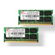 G.Skill 4 GB SO-DIMM DDR3 - 1333MHz - (F3-10666CL9D-4GBSQ) G.Skill CL9