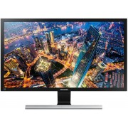 "Monitor LED Samsung 23.5"" LU24E590DS, Ultra HD (3840 x 2160), HDMI, DisplayPort, 4 ms (Negru)"