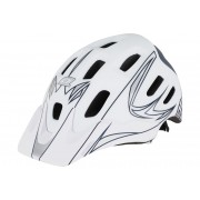 ONeal Defender Helmet white/grey Helme