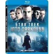 STAR TREK INTO DARKNESS BluRay 2012