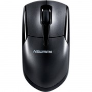 Mouse gaming Newmen F159 wireless black