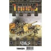 Tanks: German StuG G Tank Expansion Board Game