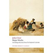 Major Works by John Clare
