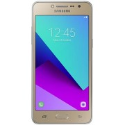 "Telefon Mobil Samsung Galaxy G532 Grand Prime Plus, Procesor Quad-Core 1.4GHz, PLS TFT Capacitive touchscreen 5"", 1.5GB RAM, 8GB Flash, 8MP, Wi-Fi, 4G, Dual Sim, Android (Auriu) + Cartela SIM Orange PrePay, 6 euro credit, 4 GB internet 4G, 2,000 minute na"