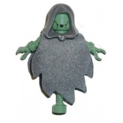 LEGO Harry Potter Green Dementor Minifigure (Rare- from Hogwart's Castle) by LEGO (English Manual)