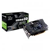 INNO3D GEFORCE GTX 1060 COMPACT X1 6GB GDDR5 GRAFIKKARTE 3XDP/DVI/HDMI