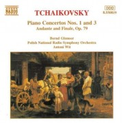 P.I. Tchaikovsky - Andante and Finale Op.79 (0730099581929) (1 CD)
