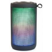 Boxa Portabila E-Boda THE BEAT 300 LED, Bluetooth (Neagra)