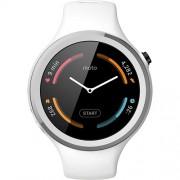 Smartwatch Moto 360 42MM 2nd Gen Sport Silicon Alb Motorola