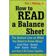 How to Read a Balance Sheet by Rick Makoujy
